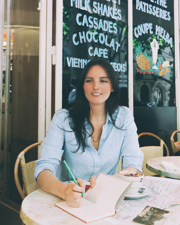 Vanessa Grall, Author of Don't Be A Tourist Paris